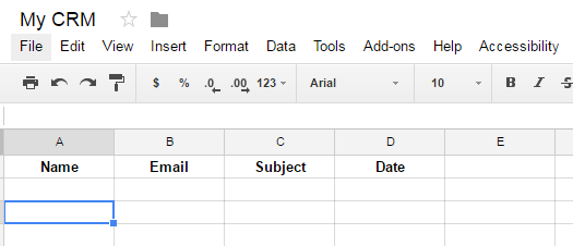 Pass dynamic data to Google Sheets using Google Tag Manager